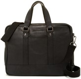 James Campbell Leather Bag Briefcase