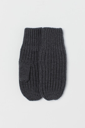 H&M Wool mittens