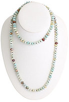 Barse Amazonite Long Necklace