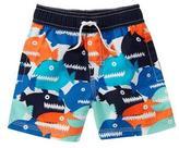 Gymboree Piranha Swim Shorts