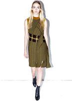 3.1 Phillip Lim Jacquard sleeveless dress