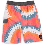 Rip Curl Toddler Boy's Visions Board Shorts