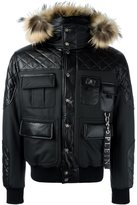 Philipp Plein 'Your Treasure' bomber jacket