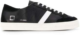D.A.T.E Vamp Embossed sneakers