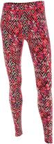 2XU Pink Glow Alpine Print & Pap Plyometric Pro Leggings