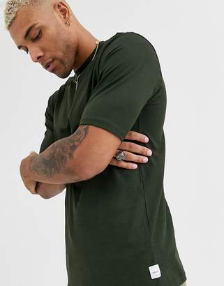 ONLY & SONS oversized t-shirt in green