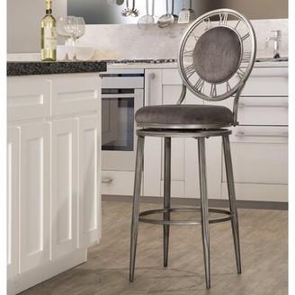 "Astoria Grand Cadell Bar & Counter Swivel Stool Seat Height: Bar Stool (30"" Seat Height)"