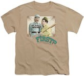 2Bhip Abbott & Costello Comedy Duo Classic Who's On First Big Boys T-Shirt Tee