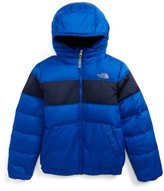 The North Face Boy's Moondoggy 2.0 Water Repellent Down Jacket
