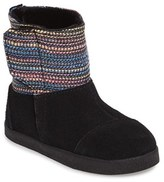 Toms Infant Girl's Tiny Nepal Boot