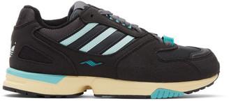 adidas Black ZX 4000 Sneakers
