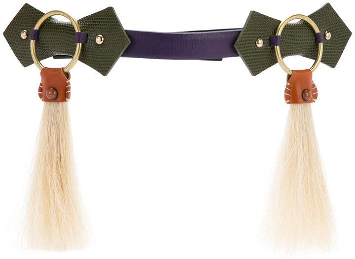 CITYSHOP hair detail belt