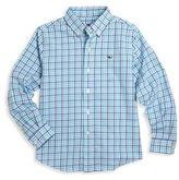 Vineyard Vines Toddler's, Little Boy's & Boy's Checked Cotton Shirt
