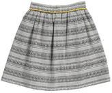 Bonton Matou Jacquard Skirt