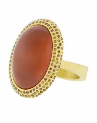 Todd Reed Mandarin Garnet Ring