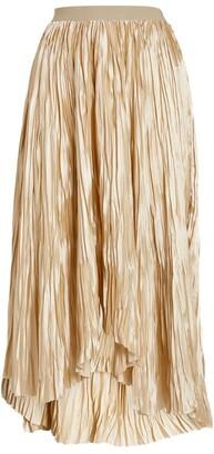 Fabiana Filippi Pleated Midi Skirt
