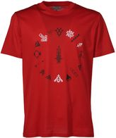 Lanvin Arrow Embroidered T-shirt