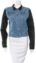 J Brand Multi-Pocket Denim Jacket