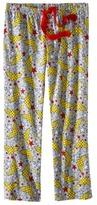 Wonder Woman® Juniors Cropped Pajama Pant - Gray