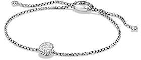 David Yurman Chatelaine Petite Bracelet with Diamonds