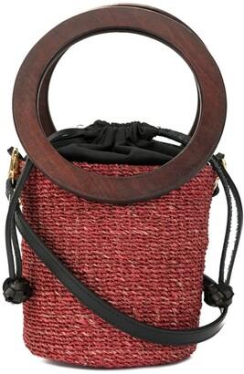 Aranaz Inis mini bucket bag