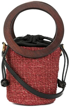 Aranaz Inis mini bucket bag