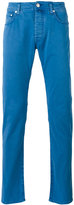 Jacob Cohen tapered jeans - men - Cotton/Spandex/Elastane - 33