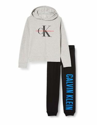 Calvin Klein Boy's Pant Pajama Bottom