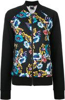 The Upside Electric Floral print jacket