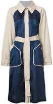 Alexander Wang belted trench coat