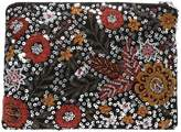 Only ONLAILEEN SEQUENCE FLOWER Clutch black