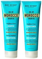 Marc Anthony Oil of Morocco Argan Oil Sulfate Free Keratin Shampoo and Conditioner Set