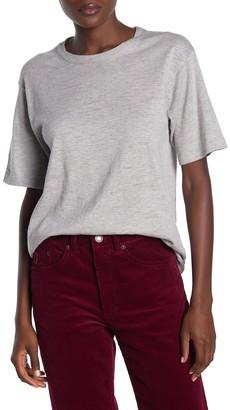 360 Cashmere Honey Crew Neck T-Shirt