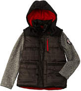 Weatherproof Vintage Boys' Vest With Sweater