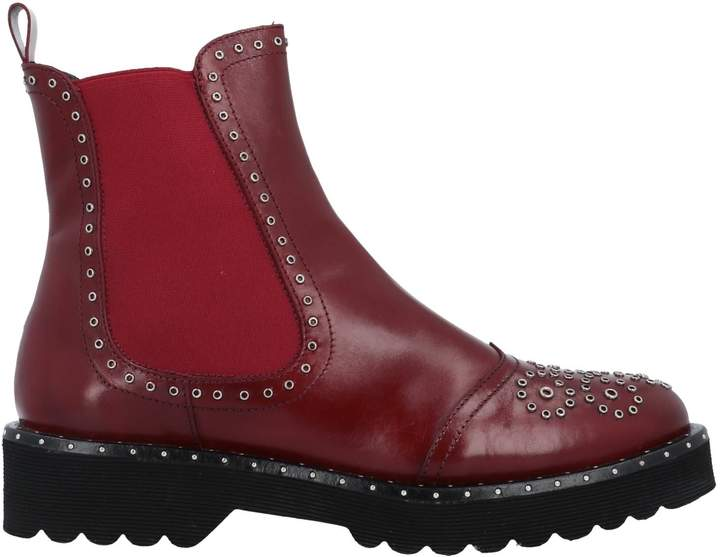 d709332f8d95f Maroon Boots - ShopStyle