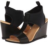 MM6 MAISON MARGIELA T-Strap Leather Wedges