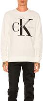 Calvin Klein Reissue Logo Sweatshirt