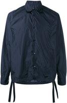 Marni drawstring hem shirt jacket - men - Polyamide - 50