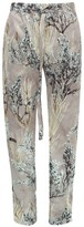 Fear Of God Prairie Ghost-print Track Pants - Mens - Beige Multi