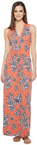 Tommy Bahama Lavatera Leis Sleeveless Maxi Dress Women's Dress