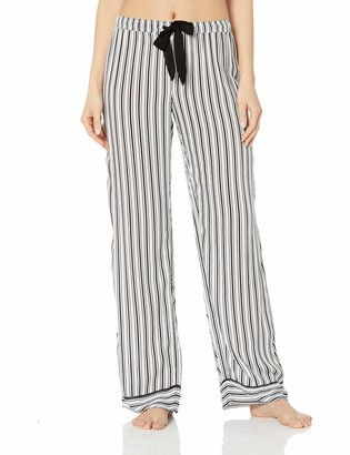 PJ Salvage Women's Open Leg Sleepwear Pajama Pant