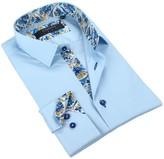 Coogi Solid Tailor Fit Dress Shirt