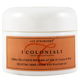 I Coloniali Velveting Hand Cream with Rice Oil
