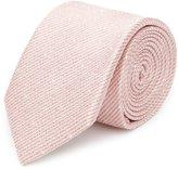 Reiss Kesher - Polka Dot Silk Tie in Pink, Mens