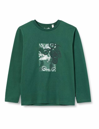 Sanetta Boy's Cross Green Baby and Toddler T-Shirt Set 140