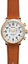 Shinola The Runwell Chronograph Watch, 47mm