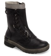 Jambu Women's Chestnut Lace-Up Water Resistant Boot