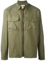 Palm Angels zipped field jacket