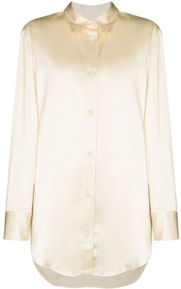 Joseph Bernel button-up shirt