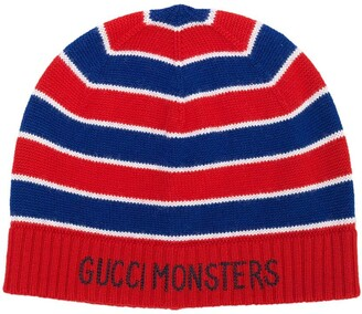Gucci Kids Knitted Beanie